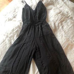 "Wilfred ""Melodie"" Dark Blue Jumpsuit"